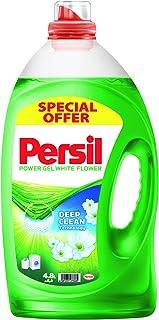 Persil Gel White Flower Liquid Detergent, 4.8 Litre
