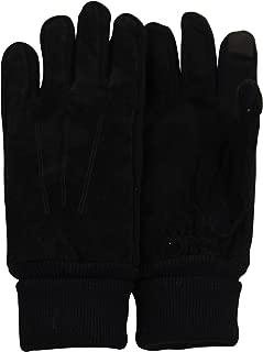 London Fog Men's Genuine Leather Driving Gloves