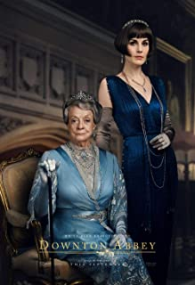 Downton Abbey - Movie Poster Print Wall Decor - 18 by 28 inches. (NOT A DVD)