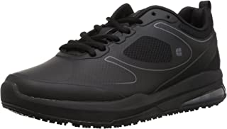 Shoes for Crews Women's Revolution II Slip Resistant Work Sneaker
