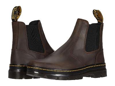 Dr. Martens Embury (Gaucho Crazy Horse) Shoes