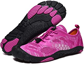 Unisex Barefoot Outdoor Hiking Water Shoes Fitness Climbing Yoga Beach Sports Running Shoes Gym Surfing Swimming Quick Dry Shoes