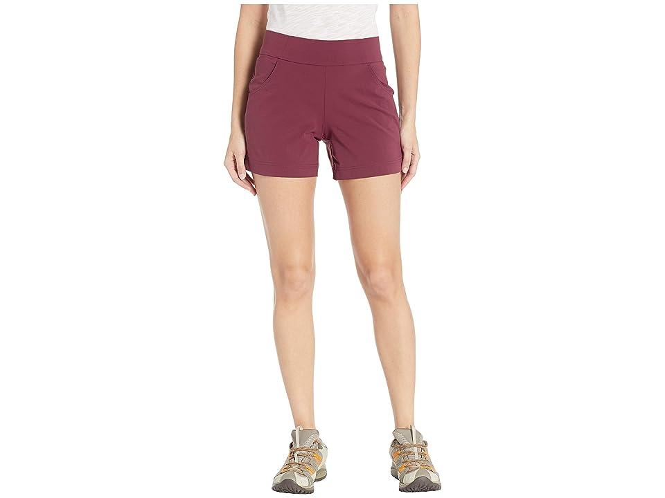 Columbia Anytime Casual Shorts (Deep Madeira) Women
