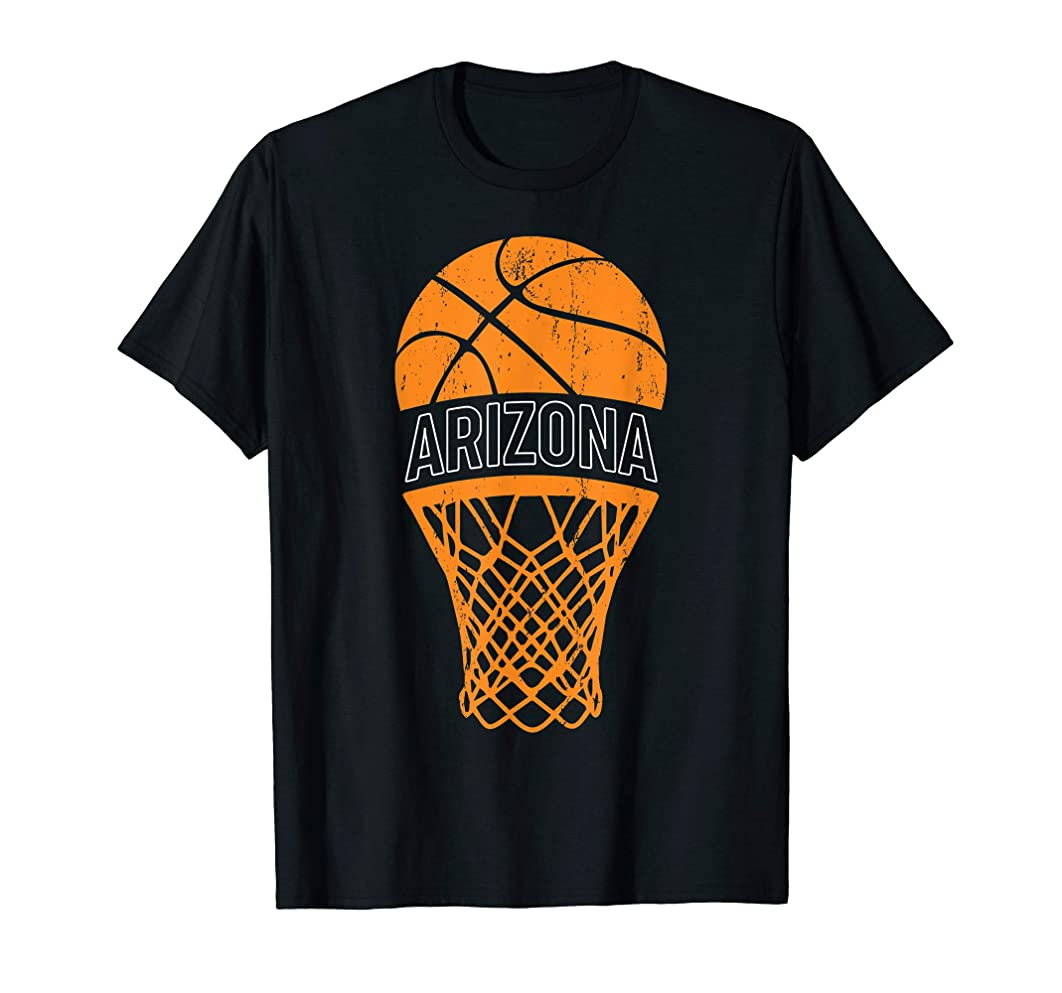 Arizona City Basketball Tshirt For Basketball Lover