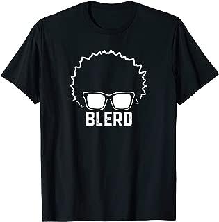Blerd Black Nerd T-Shirt