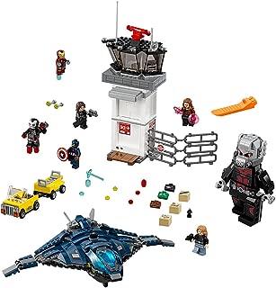 LEGO Super Heroes Super Hero Airport Battle 76051