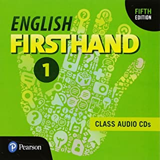 English Firsthand 5/E Level 1 Class Audio CDs