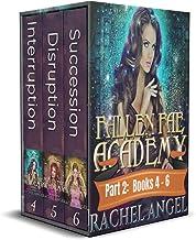 Fallen Fae Academy Box Set 2 Part 2 (Books 4 – 6) (Fallen Fae Academy Boxset)