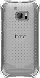 Ballistic, HTC One M10 Case [Jewel Series] Six-sided - 6ft Drop Test Certified Case Protection [Clear] Reinforced Bumper Cell Phone Case for HTC One M10 - Clear