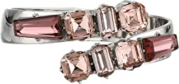 Rhodium/Blush Rose/Vintage Mauve/Black Diamond
