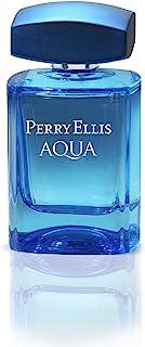 Perry Ellis Aqua Eau De Toilette Spray for Men, 3.4 Ounce