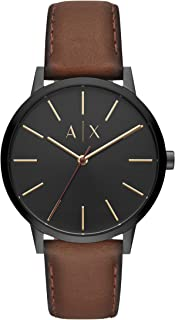 Armani Exchange Gents Wrist Watch, Brown AX2706