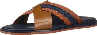 Ted Baker Men's Bowdus Flat Sandal Tan 12 Regular US