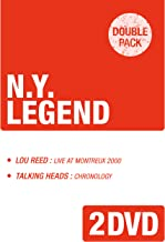 Lou Reed / Talking Heads - Lou Reed / Live At Montreux 2000 + Talking Heads / Chronology (2DVDS) [Japan DVD] YMBA-10522