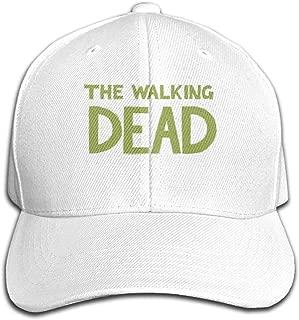 KAMEOR Custom Adult The Walking Dead Logo Baseball Hats Classic Dad-Hat