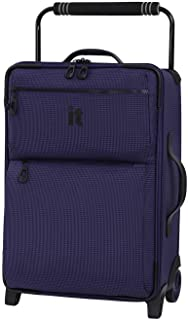 "it luggage 21.8"" World's Lightest Los Angeles 2 Wheel Carry on"