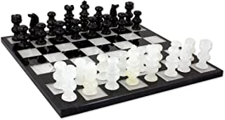 Best mexican carved stone chess set Reviews