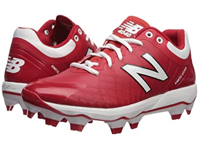 New Balance 4040v5 TPU (Red/White) Men