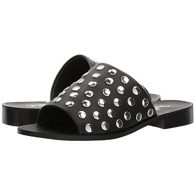 Shellys London Delbin Studded Sandal (Black) Women