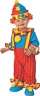 Rubie's baby-boys Opus Collection Lil Cuties Little Clown Costume Infant and Toddler Costumes