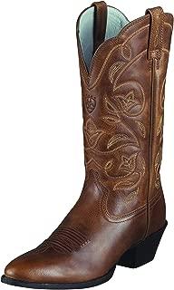 Women's Heritage Western R Toe Western Cowboy Boot