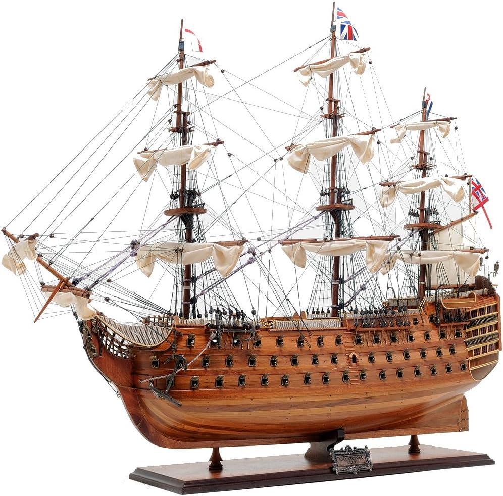 Old Modern 日本メーカー新品 Handicrafts HMS Victory 激安価格と即納で通信販売 Medium Collectible