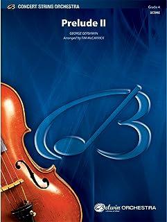 Prelude II - By George Gershwin / arr. Tim McCarrick