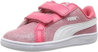 Kids Smash Glitz Glamm Velcro Sneaker