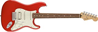 Fender Player Stratocaster HSS Electric Guitar - Pau Ferro Fingerboard - Sonic Red