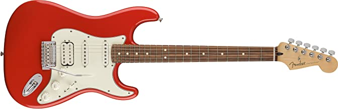 Fender Player Stratocaster HSS Electric Guitar - Pau Ferro Fingerboard - Sonic Red