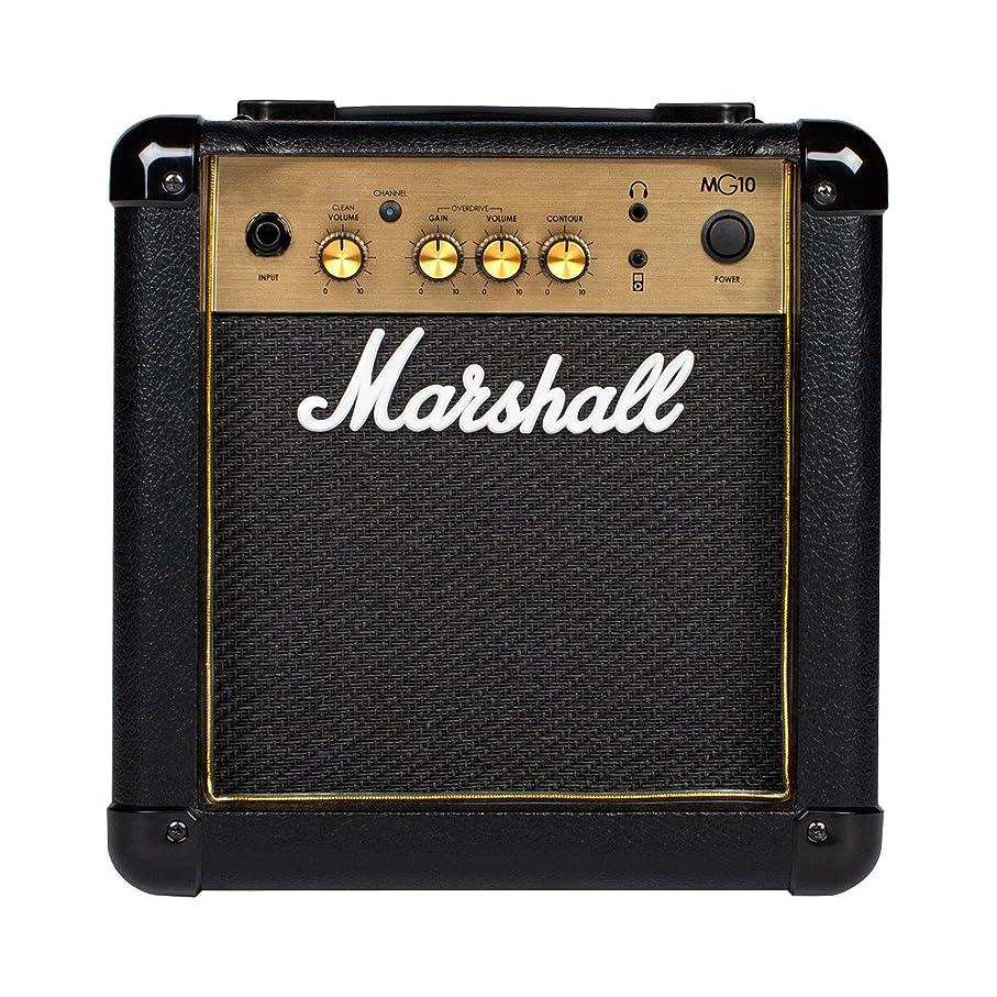 胚ロードブロッキング可能Marshall MG-Gold シリーズ ギターアンプコンボ MG10 GOLD