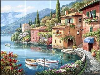 ceramic mural art