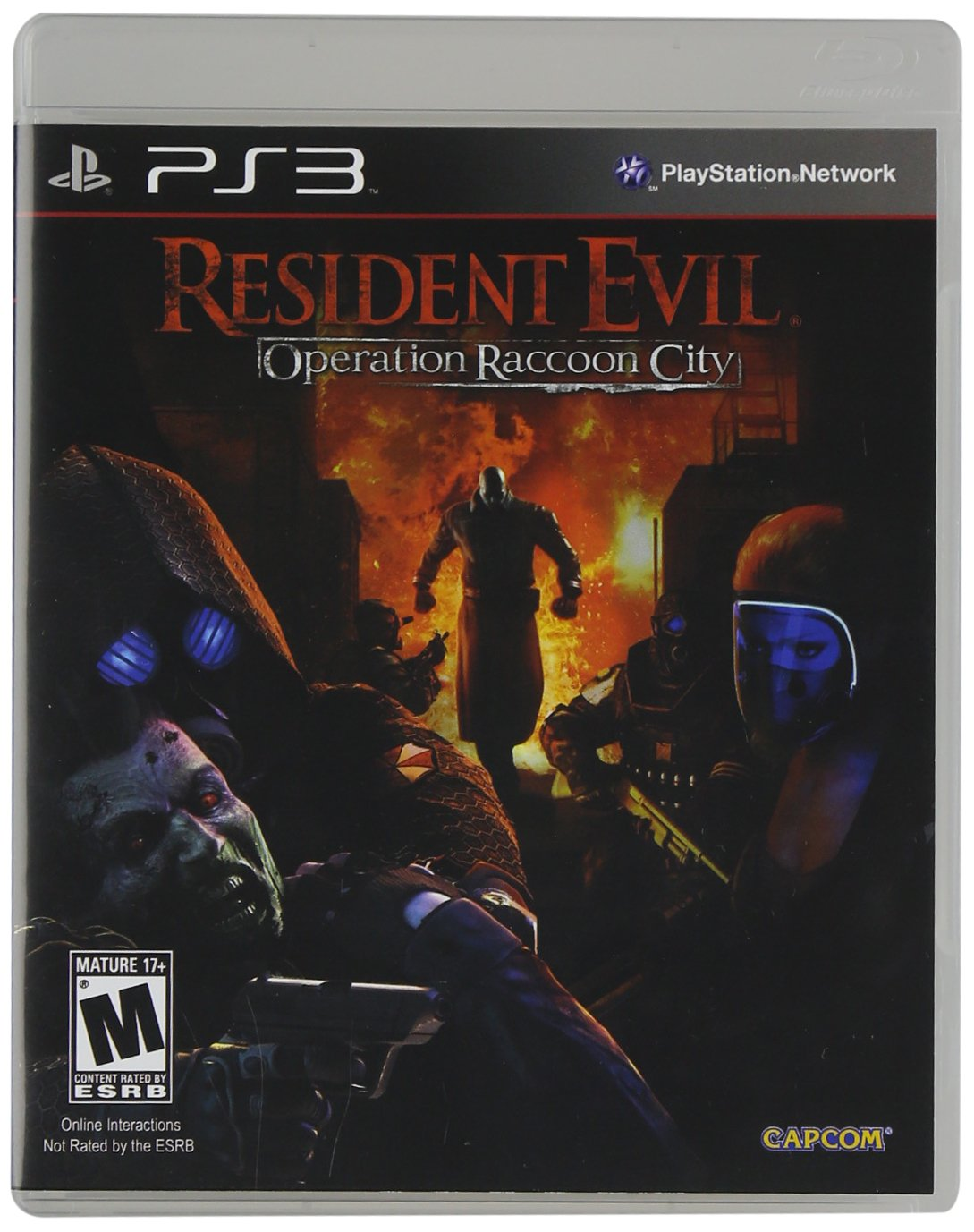 Resident Evil: Operation Raccoon City Our shop Over item handling ☆ OFFers the best service 3 Playstation -