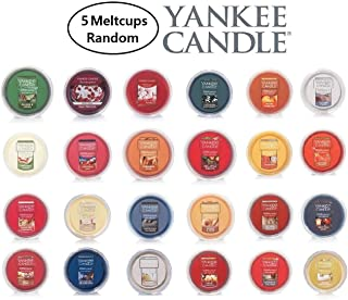Yankee Candle Favorite Fragrances Meltcup Collection Gift Set (Variety Scents)