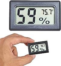 مانیتور سنج سنج رطوبت داخلی دیجیتال دماسنج Accperi Mini Hygrometer با سنسور دماسنجی فارنهایت (℉)