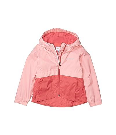 Columbia Kids Rain-Zillatm Jacket (Little Kids/Big Kids) (Rouge Pink/Pink Orchid) Girl