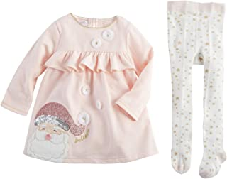 Best pink santa dress for baby Reviews