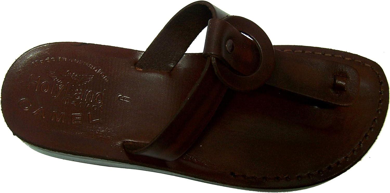 Holy Land Market Camel Women shoesmaker Unisex Outdoor Leather - The Shepherd Style IV