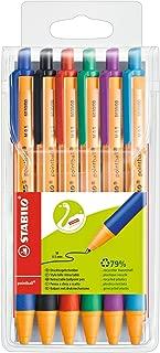 Stabilo Pointball  Pen Wallet  , Set of 6 , Multicolored