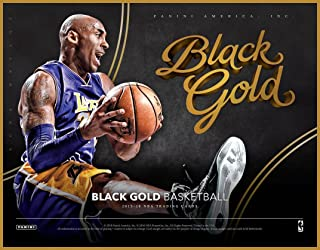 Panini 2015/16 NBA Black Gold Basketball Hobby Box