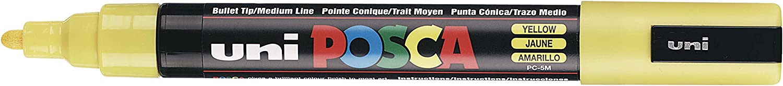 Uni Posca PC5M Marker Gelb 9002105 [Pack 12] B0020KITJW       Zürich