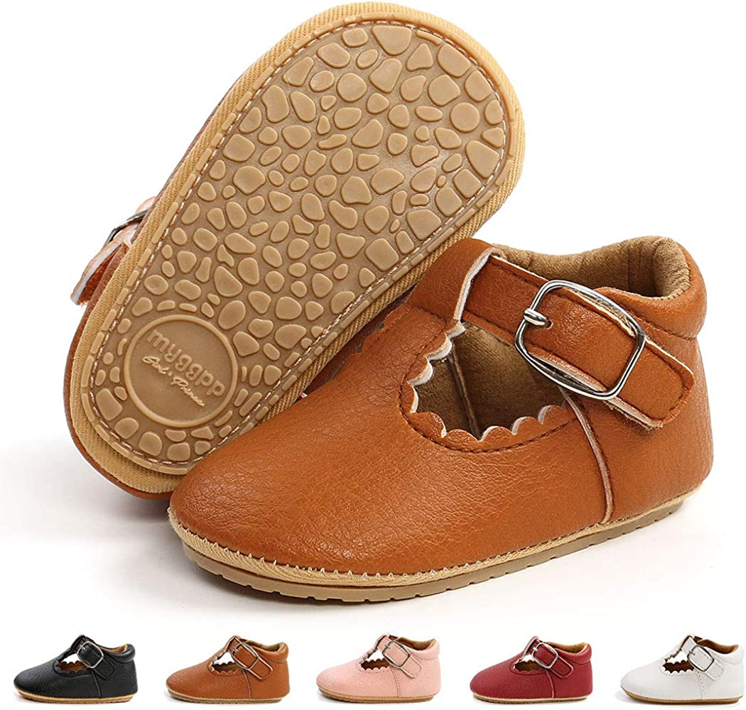 BABITINA Baby Sale SALE% OFF Girl Shoes Mary Jane New Shipping Free T with Non-Slip Flats Bowknot