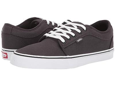 Vans Chukka Low (Obsidian/Black) Skate Shoes
