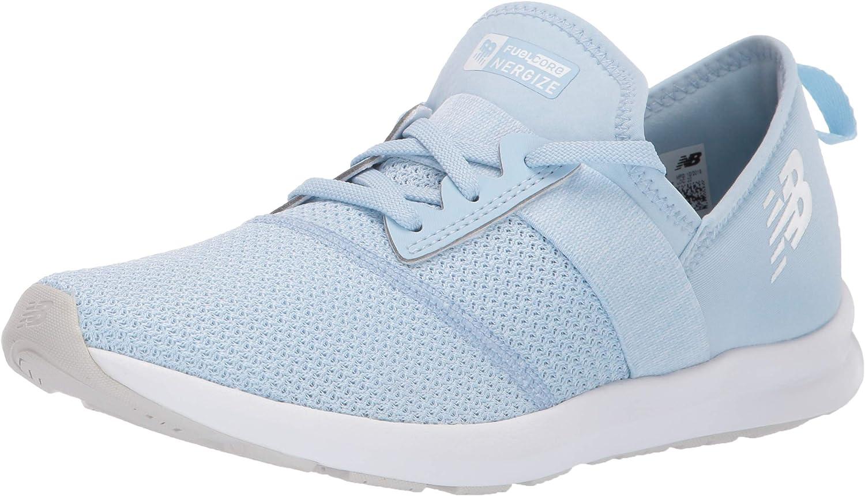 New Balance Unisex-Child Nergize V1 FuelCore Sneaker