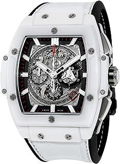 [ウブロ]HUBLOT 腕時計 スピリット オブ ビッグバン ホワイトセラミック グレースケルトン 601.HX.0173.LR メンズ [並行輸入品]
