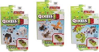 QXE15000 QIXELS S4 3D YEDEK PAKET 87098