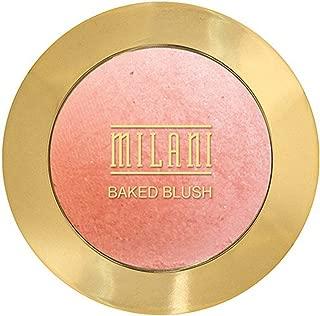 Milani Baked Powder Blush, Luminoso [05] 0.12 oz (Pack of 3)
