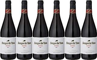 comprar comparacion Sangre de Toro, Vino Tinto - 6 botellas de 75 cl, Total: 4500 ml