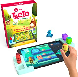 Tacto Coding by PlayShifu (app Based) - Learn to Code While Helping Animals | STEM Toy for Both Boys and Girls Between The...
