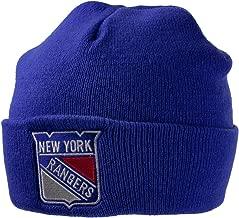 AMERICAN NEEDLE New York Rangers Cuffed Acrylic Knit Beanie